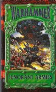 Ignorant Armies by David Pringle Warhammer Fantasy book paperback anthology (1993 reprint)